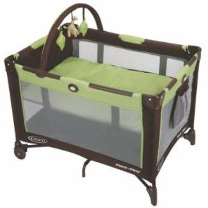 Camp Cot / Travel Cot
