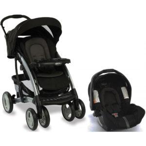 Travel System – Pram & Car Seat Combo